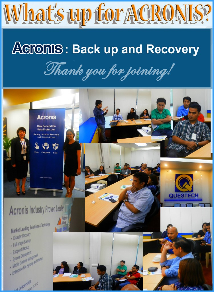 website collage acronis